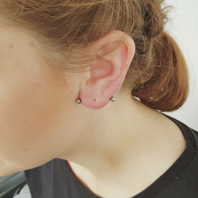 Transverse Lobe Piercing Ultimate Experience Guide