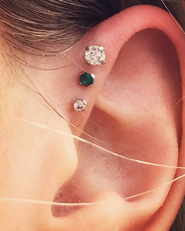 Triple Forward Helix Piercing Ultimate Experience Guide