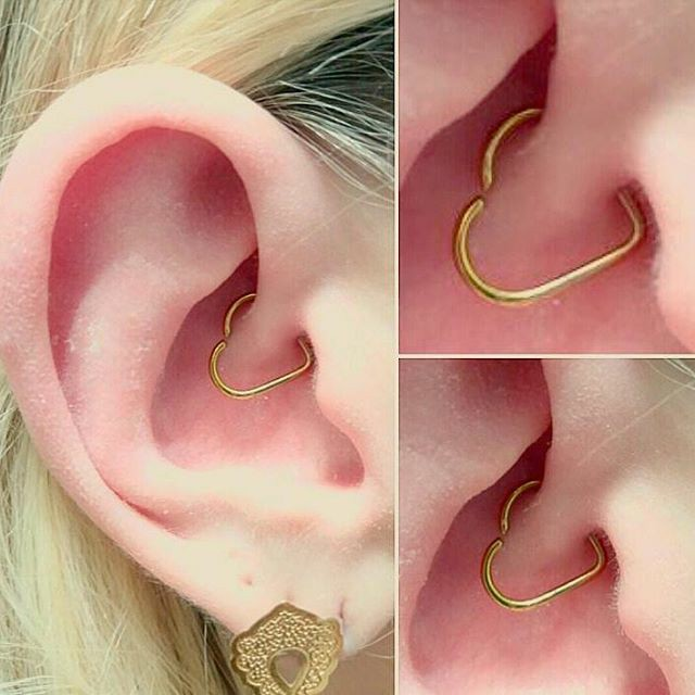 Best Daith Piercing Jewelry Shape Material Accessories Piercee