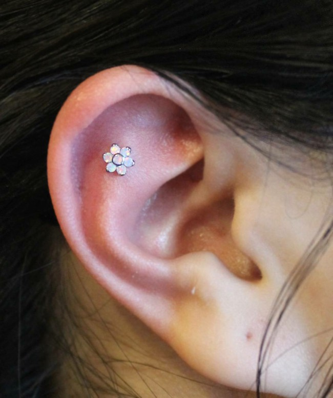 Cartilage Piercing 50 Ideas Pain Level Healing Time Cost