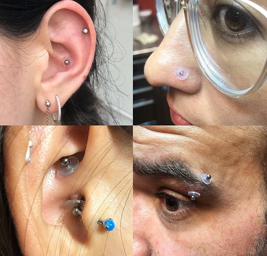 Piercing Bump 6 Ways To Get Rid Of Cartilage Or Nose Keloid Blister